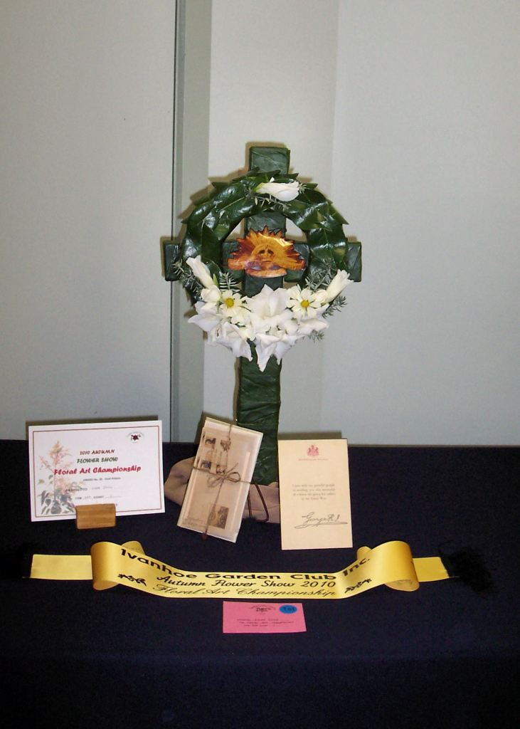 Honouring the Anzacs - Ivanhoe Autumn Show 2010